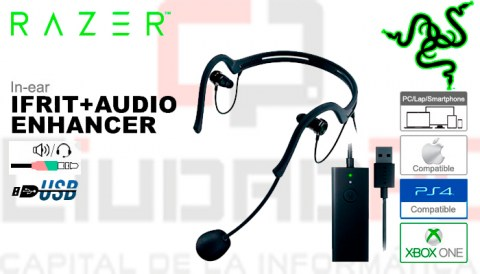 RAZER IFRIT +USB AUDIO ENHANCER-5